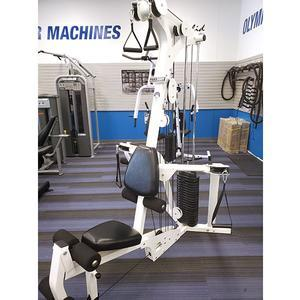 Used Parabody 777 Home Gym Floor Model, Chicago