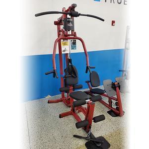 EXM1LPS Home Gym with Leg Press Floor Model, Aurora