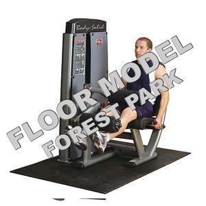 Body-Solid ProDual DLEC Leg Machine Floor Model Forest Park