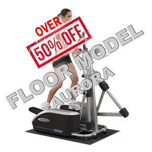 Endurance E300 Elliptical Floor Model Aurora