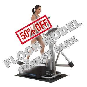 Endurance E300 Elliptical Floor Model Forest Park