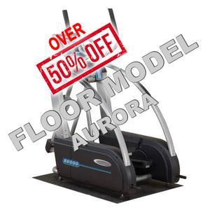 Endurance E5000 Elliptical Floor Model Aurora