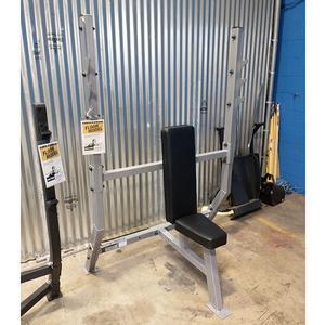 ProClub Line Shoulder Press Bench Floor Model, Forest Park