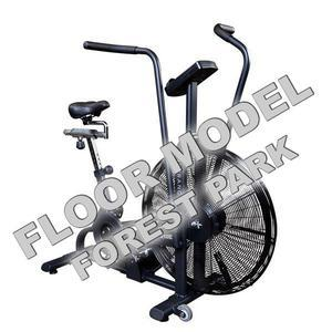Endurance FB300B Dual Action Fan Bike Floor Model Forest Park