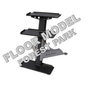 Body-Solid GDKR50 Kettlebell Rack Floor Model Forest Park