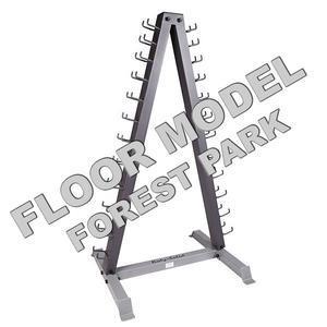 Body-Solid GDR24 Dumbbell Rack Floor Model Forest Park