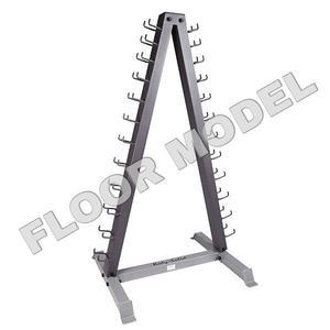 Body-Solid GDR24 Vinyl Dumbbell Rack Floor Model