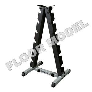 Body-Solid GDR44 Vertical Dumbbell Rack Floor Model
