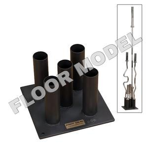 Body-Solid GOBH5 Olympic Bar Holder Floor Model