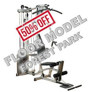 Powerline P2X Home Gym Floor Model Forest Park