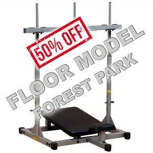 Powerline PVLP156X Vertical Leg Press Floor Model - Forest Park