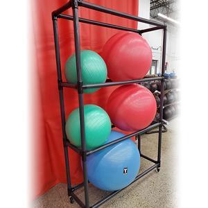 Stability Ball Rack Floor Model, Aurora