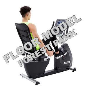 Spirit XBR25 Recumbent Bike Floor Model
