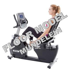 Spirit XBR55 Recumbent Bike Floor Model