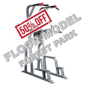 Body-Solid Pro ClubLine Vertical Knee Raise Floor Model Forest Park