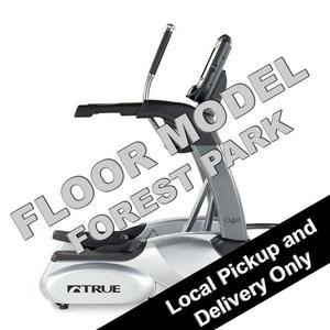 True CS400 Commercial Elliptical Floor Model Forest Park