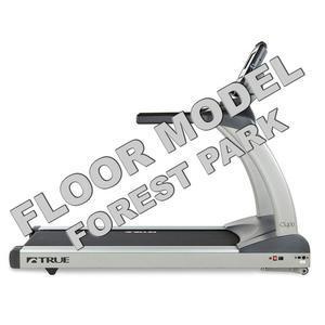 True CS400 Commercial Treadmill Floor Model Forest Park