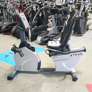 True Recumbent Bike with Emerge Console Floor Model, Forest Park