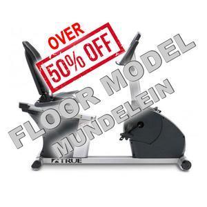 True Performance 50 Recumbent Bike Floor Model