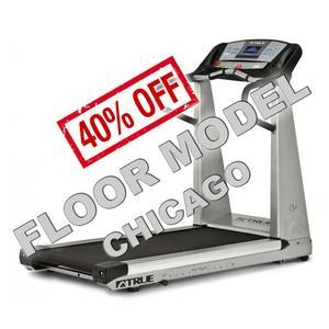 True Z5.4 Treadmill Floor Model Chicago