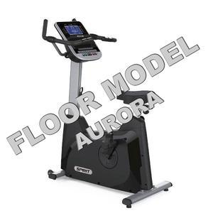 Spirit XBU55 Upright Bike Trainer Floor Model