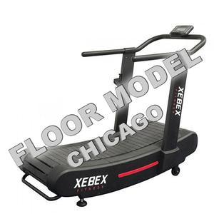 Xebex Runner Smart Connect Curved Non-Motorized Treadmill  Floor Model Chicago