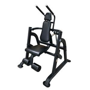 Vertical Crunch Ab Bench Black