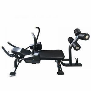 The Abs Bench X2 Black