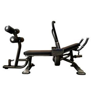 The Abs Bench X3 Black