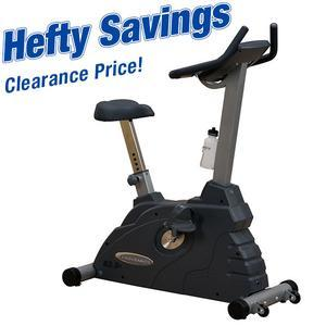 Endurance B2.5 Electronic Upright Bike