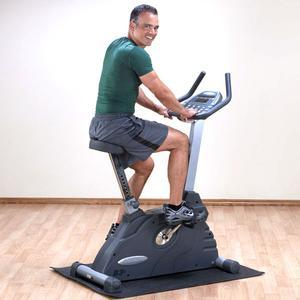 Endurance Self-Generating Upright Bike