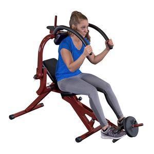 Best Fitness Semi-Recumbent Ab Bench (BFAB20r)