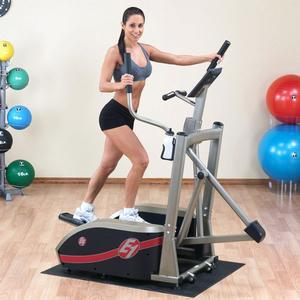 Best Fitness BFE1 Center Drive Elliptical Trainer