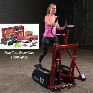 Best Fitness E2 Elliptical Trainer