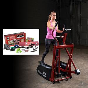 Best Fitness E2 Elliptical Trainer
