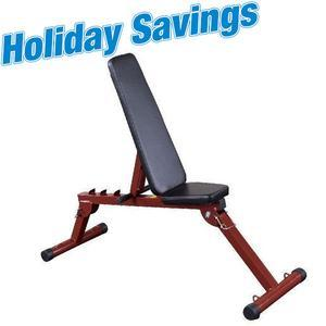 Best Fitness Folding Weight Bench