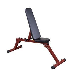 Best Fitness Folding Weight Bench (BFFID10r)