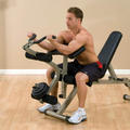 Best Fitness Folding Bench with Leg/Preacher