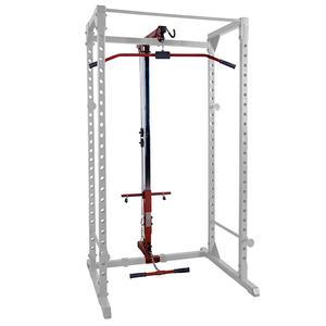 Best Fitness Power Rack Lat Attachment