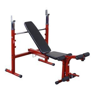 Best Fitness Olympic Weight Bench (BFOB10r)