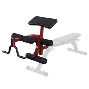 Leg Developer Preacher Curl Attachment