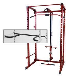 Best Fitness Power Rack with Lat and FREE Dip Station