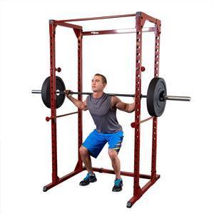 Best Fitness Power Rack (BFPR100r)