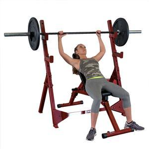Best Fitness Press Rack (BFPR10r)