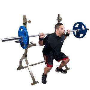 Best Fitness Squat and Dip Rack (BFSR10)