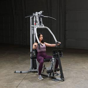 Powerline BSG10LPX Home Gym with Leg Press