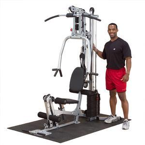 Powerline BSG10X Home Gym & Floor Mat