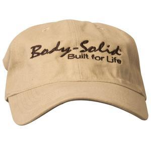 Body-Solid Hat - Khaki (BSHK)