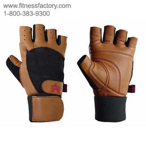 Valeo Ocelot Wrist Wrap Lifting Gloves
