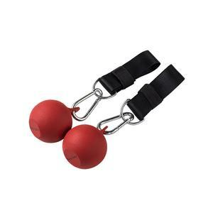 Body-Solid Cannonball Grips with Carabiners